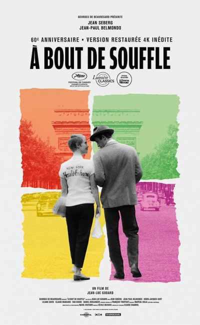 À bout de souffle : la critique du film