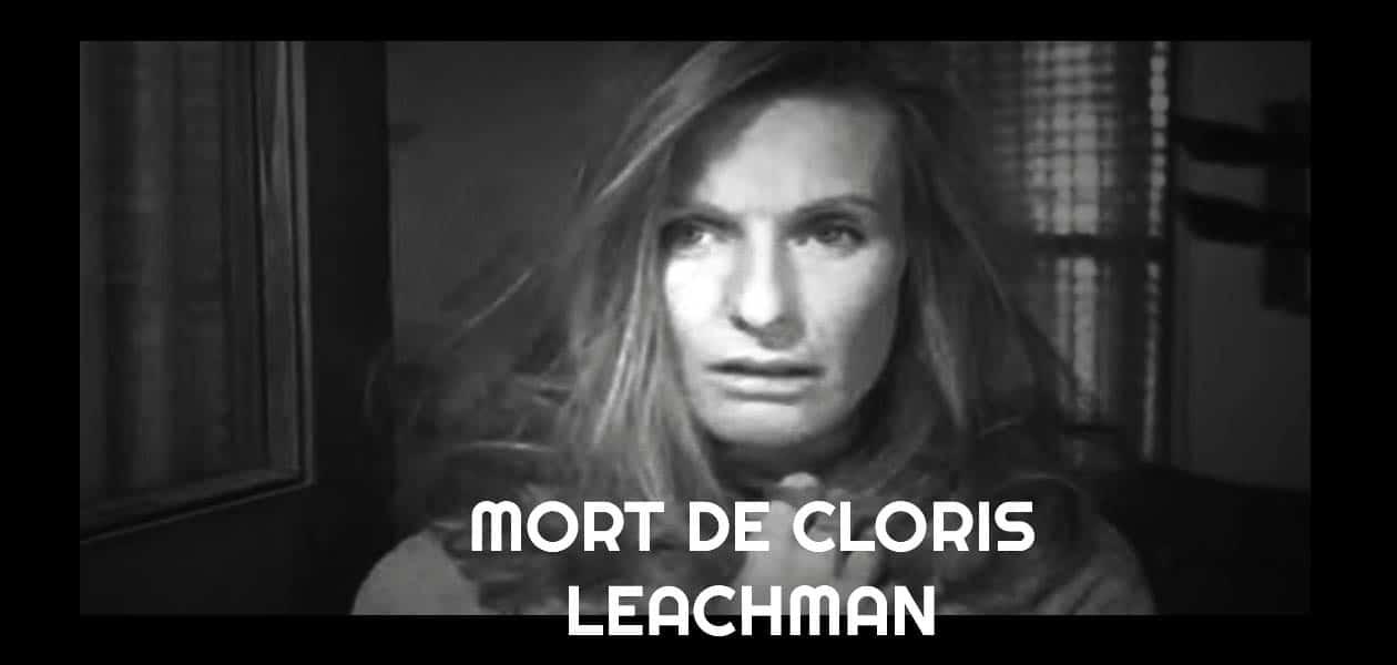 cloris Leachman est morte