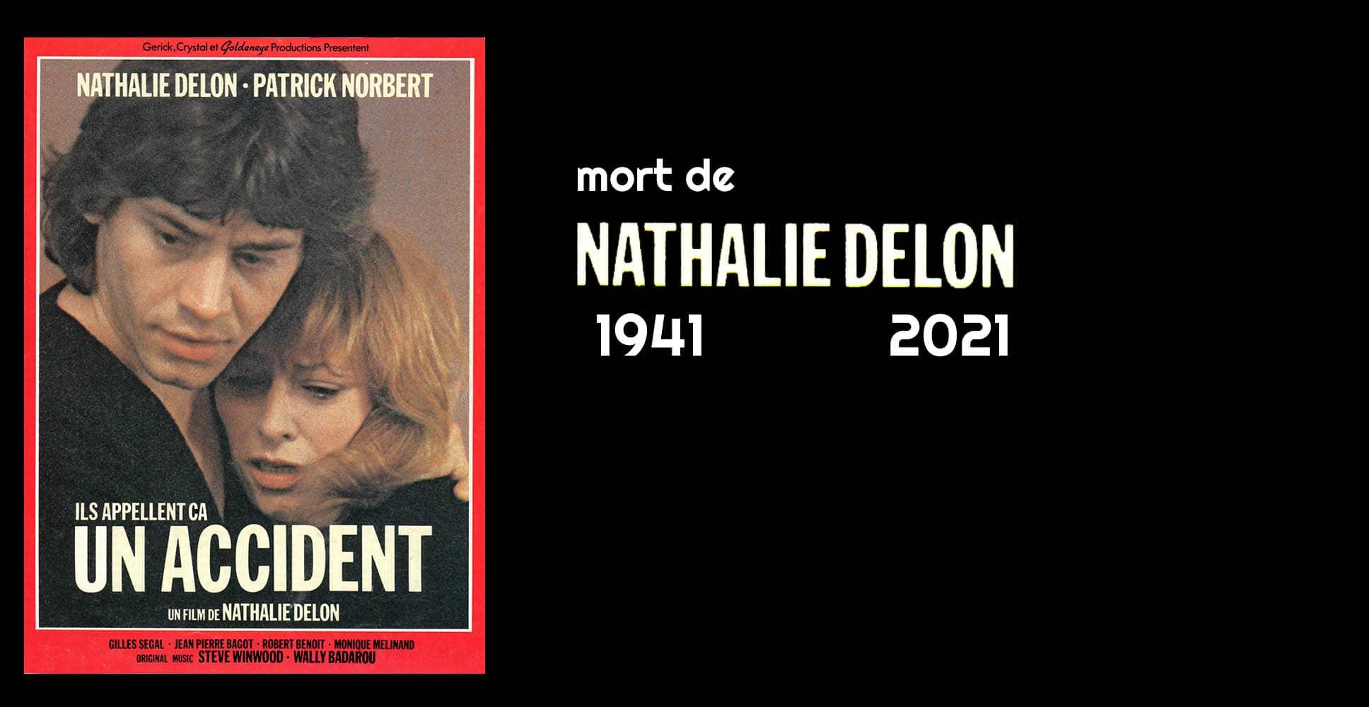 Mort de Nathalie Delon (1941 2021)
