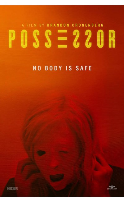 Possession : affiche américaine du film de Brandon Cronenberg