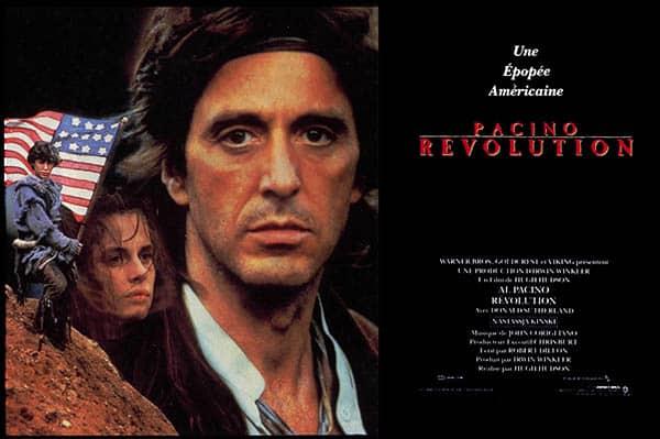 Révolution avec Nastassia Kinski (1985)