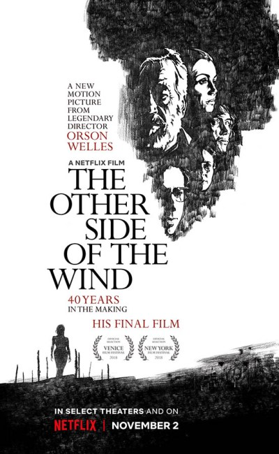 The other side of the wond : affiche Netflix