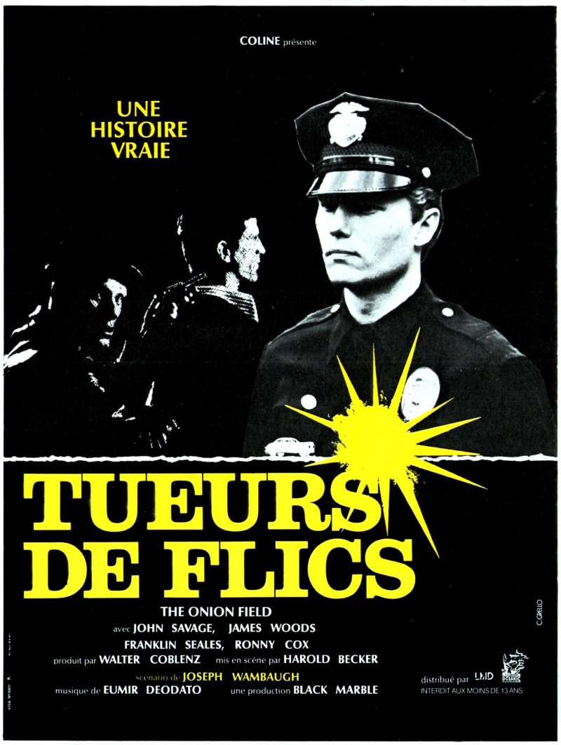 Tueurs de flics, l'affiche
