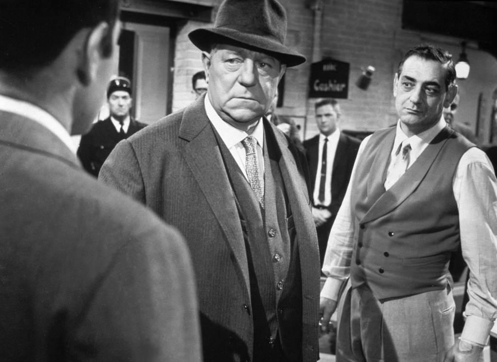 Jean Gabon dans Maigret voit rouge, photo