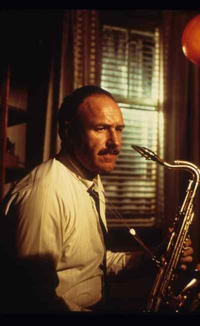 Gene Hackman dans Conversation secrète de Francis Ford Coppola