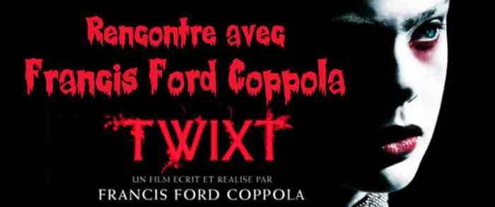 Interview de Francis Ford Coppola, Twixt