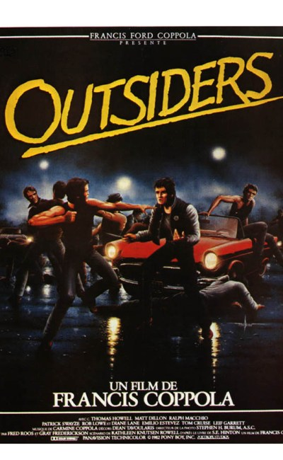 Outsiders : la critique du film et le test blu-ray