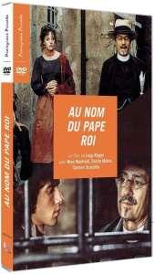Au nom du pape roi, la jaquette dvd