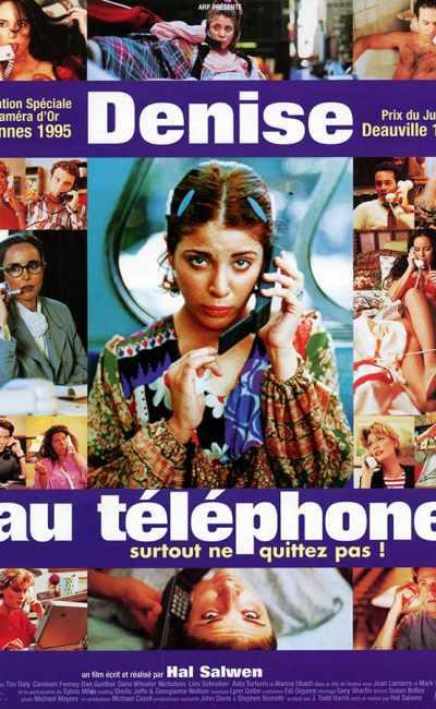 Denise au téléphone, affiche du film