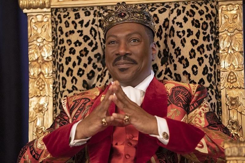 Eddie Murphy dans Un prince à New York 2