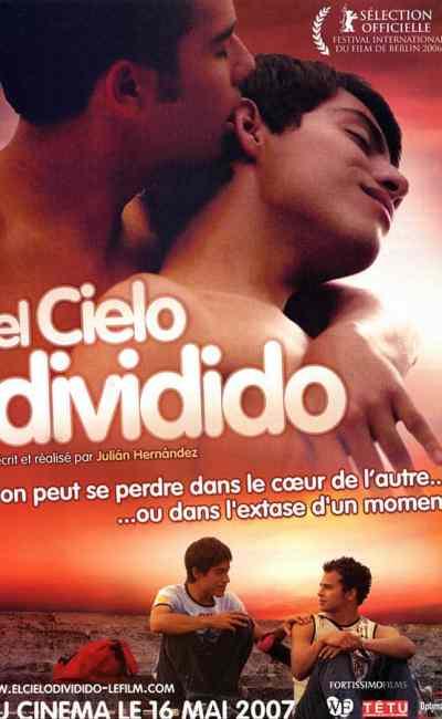 El Cielo Divido de Julián Hernández, affiche