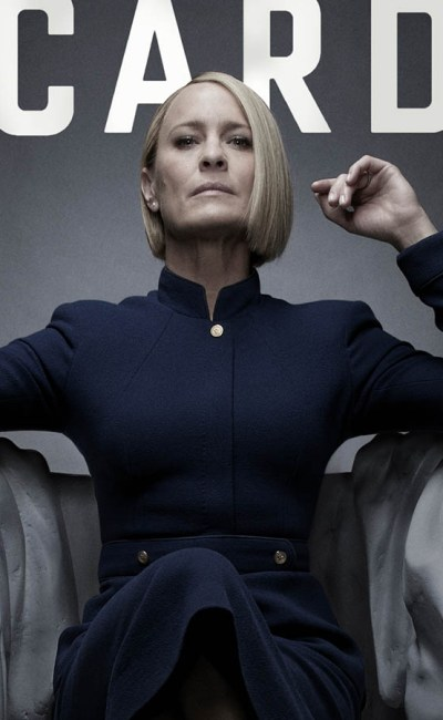 Robin Wright dans House of Cards, saison 6