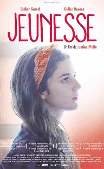 Jeunesse, affiche du film de Justine Malle