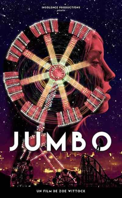 Affiche alternative de Jumbo