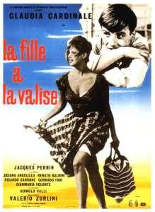 La fille à la valise, affiche 1962