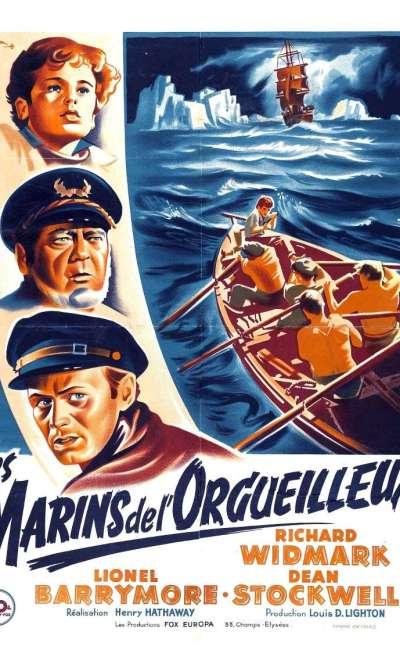 Les marins de l'Orgueilleux, l'affiche