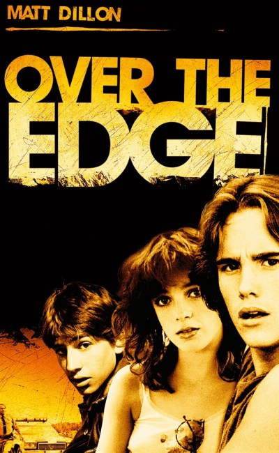 Violences sur la ville (Over the Edge), jaquette DVD