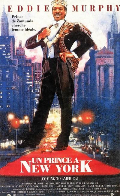 Eddie Murphy dans Un prince à New York