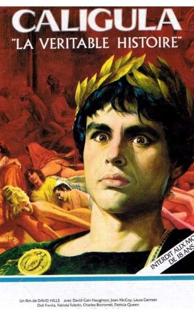 Caligula, la véritable histoire, affiche