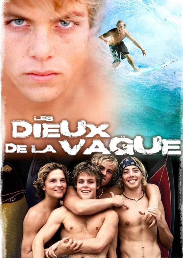Jaquette VOD de Les dieux de la vague (Outplay)