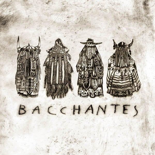 Album cover Bacchantes