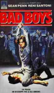 Jaquette VHS Bad Boys, les mauvais garçons, Thorn Emi