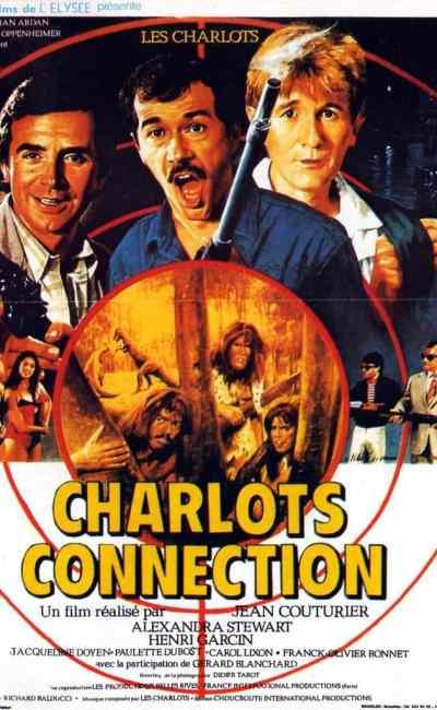 Affiche de Charlots connection de Jean Couturier