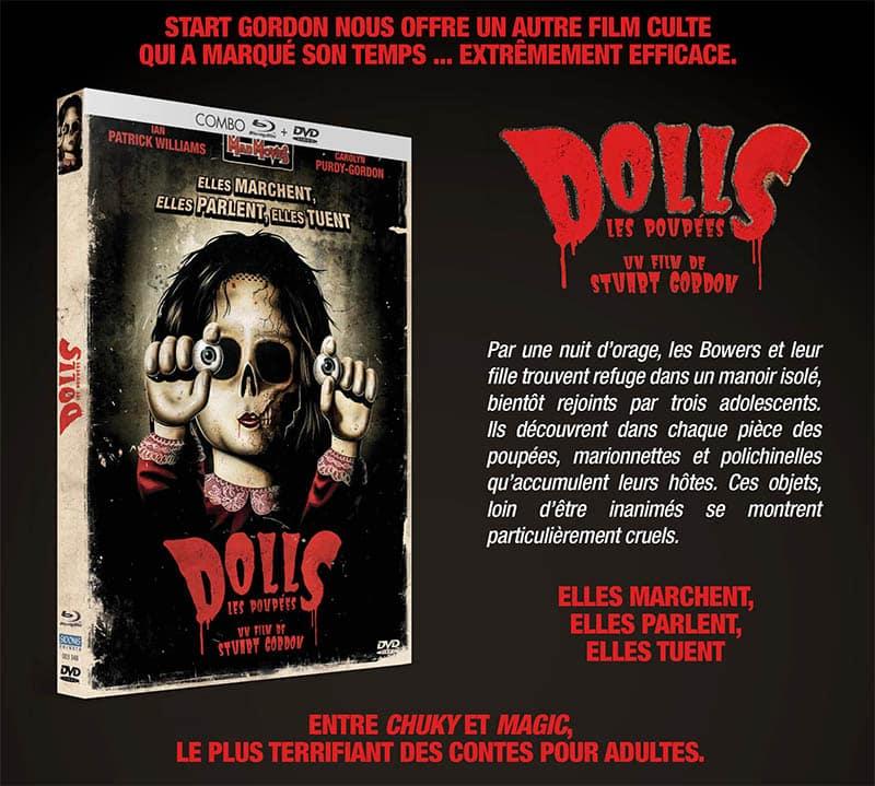 Promo Blu-ray Dolls
