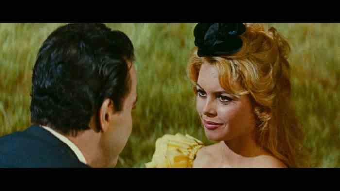 La femme et le pantin de Julien Duvivier avec Brigitte Bardot