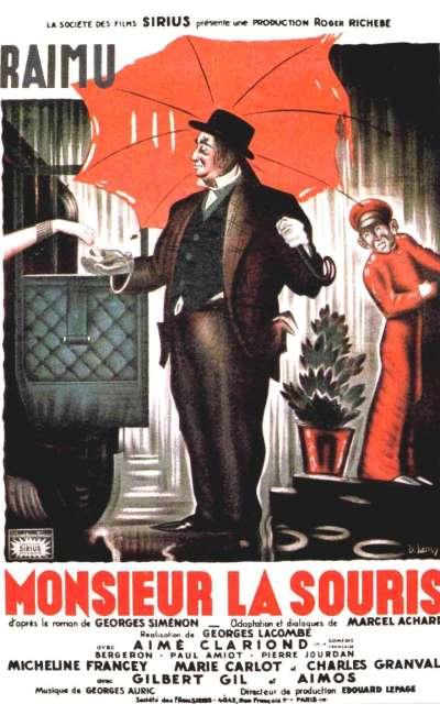Monsieur La Souris : la critique du film