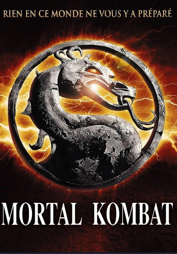 Mortal Kombat artcover VOD