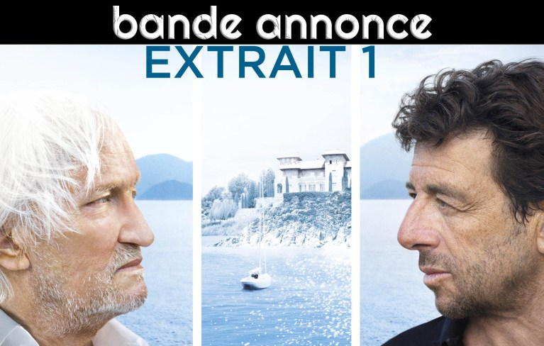 Villa Caprice avec Niels Arestrup et Patrick Bruel : bande-annonce et 4 extraits