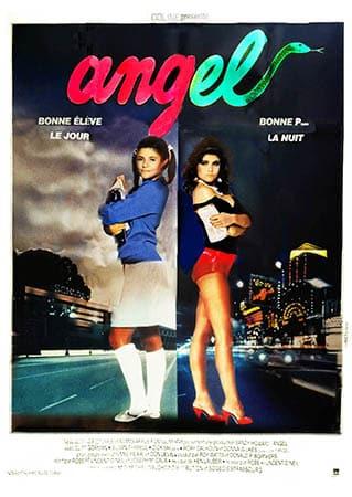 Angel, affiche française