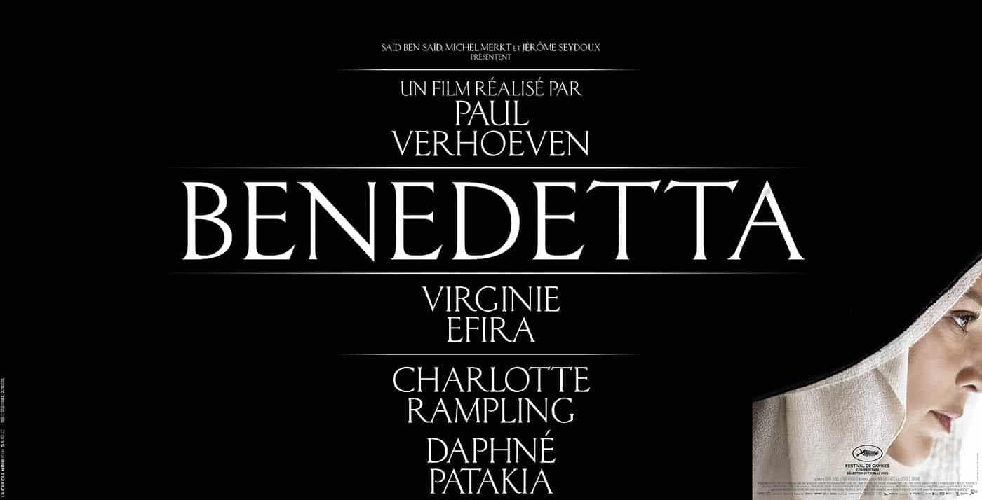 Benedetta, bande-annonce du nouveau film de Paul Verhoeven