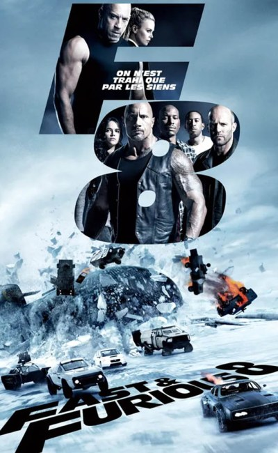 Fast and Furious 8 en VOD