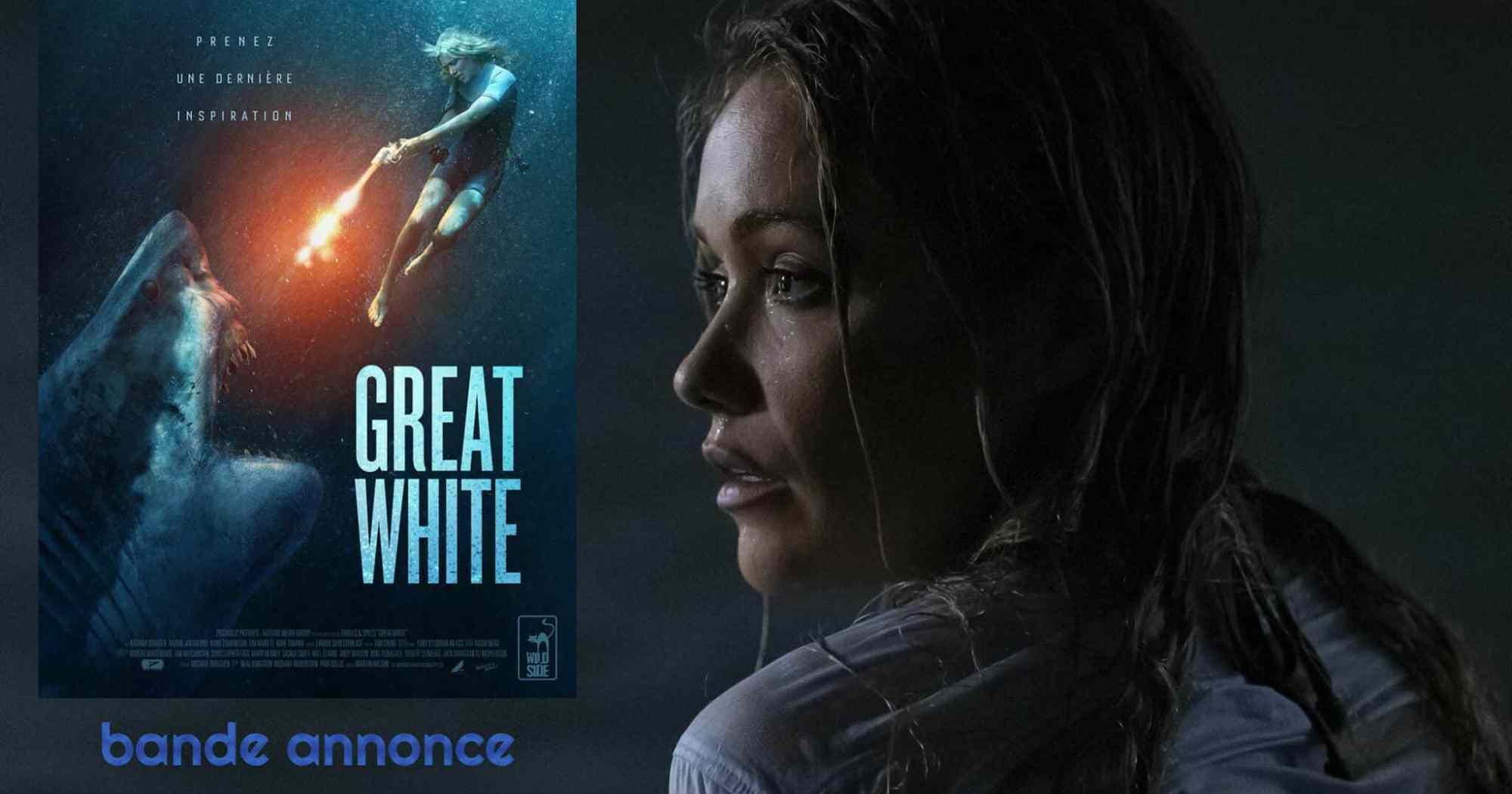 Great White de Martin Wilson (bande-annonce)