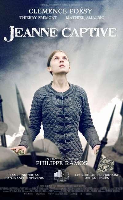 Jeanne captive, l'affiche
