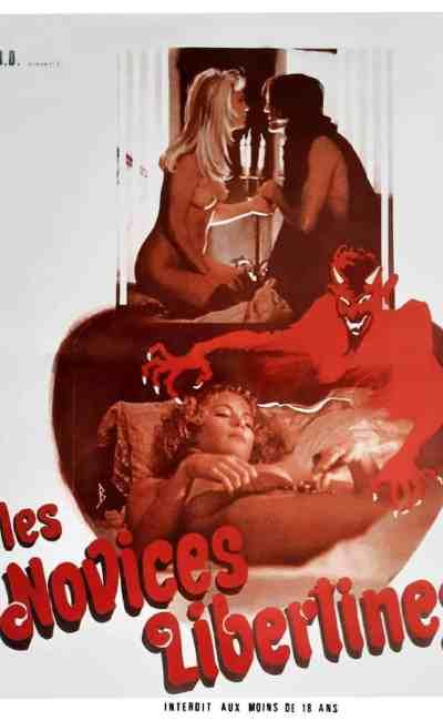 Les Novices Libertines, affiche de cinéma 120 X 160 (Bruno Mattéi, 1981)