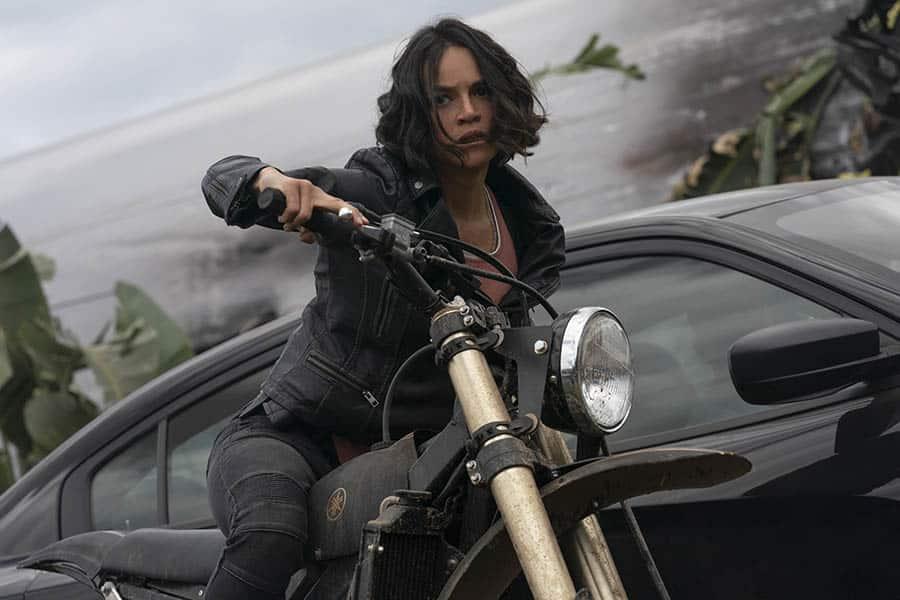 Michelle Rodriguez reprend le rôle de Letty dans F9