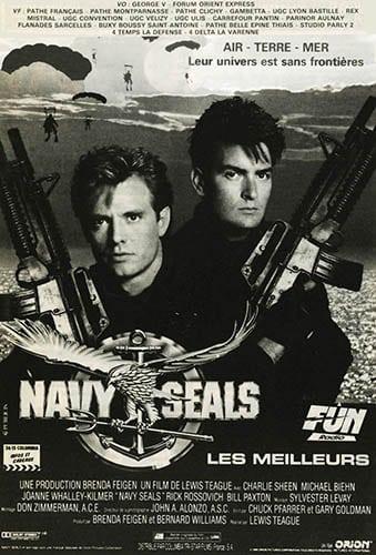 Navy Seals, Les Meilleurs de Lewis Teague