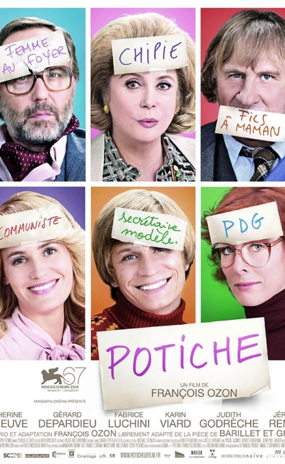 Potiche : la critique du film