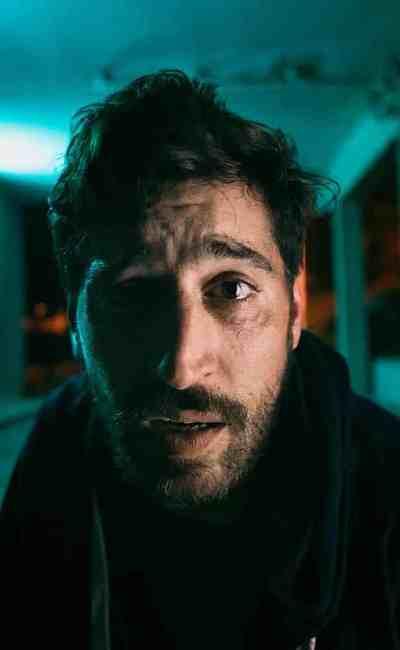 Sébastien Houbani, l'une des vedettes de Caid (Netflix)