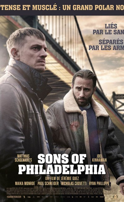 Sons of Philadelphia, affiche du film