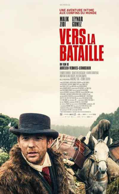 Vers la bataille, affiche du film de Aurélien Vernhes-Lermusiaux