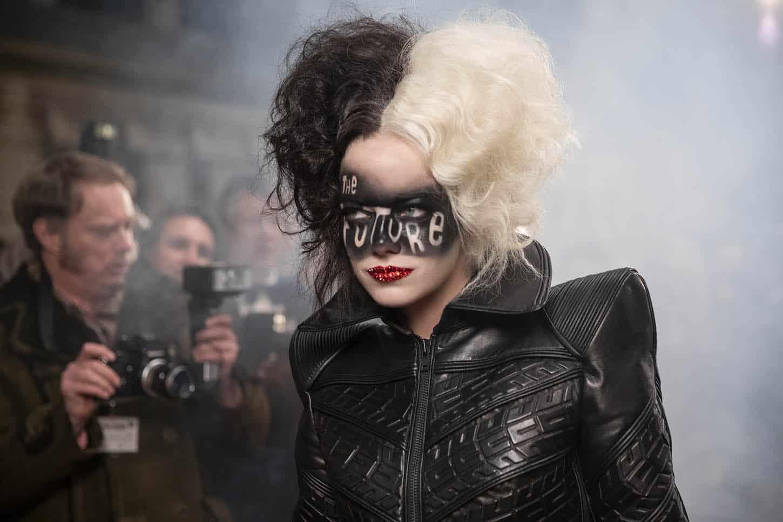 Photo d'Emma Stone en Cruella (2021)