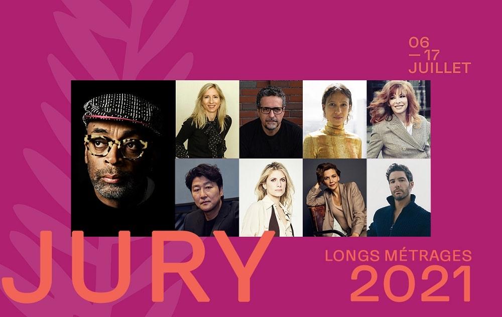 Le Jury de Cannes 2021