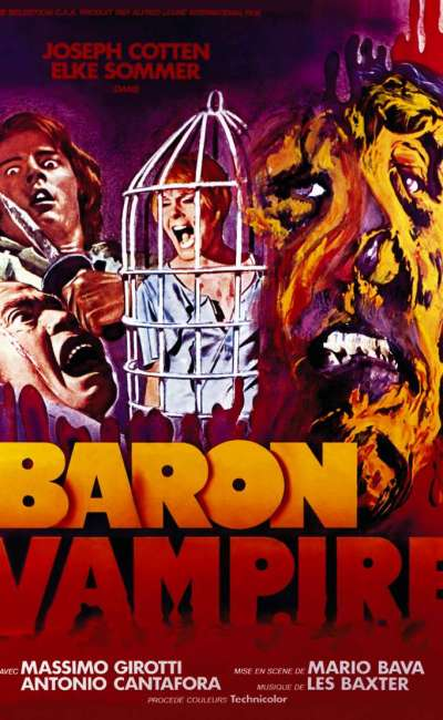 Baron vampire, l'affiche