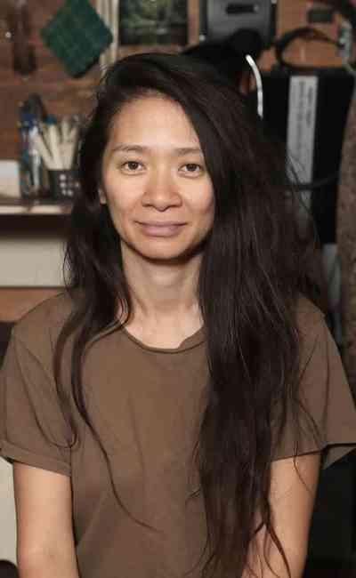 Chloé Zhao, réalisatrice de Nomadland