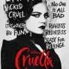 Cruella, affiche personnage Emma Stone