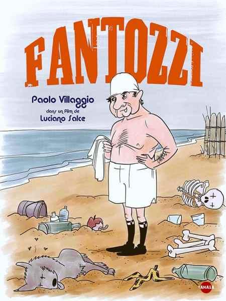 Fantozzi, affiche cinéma 2021